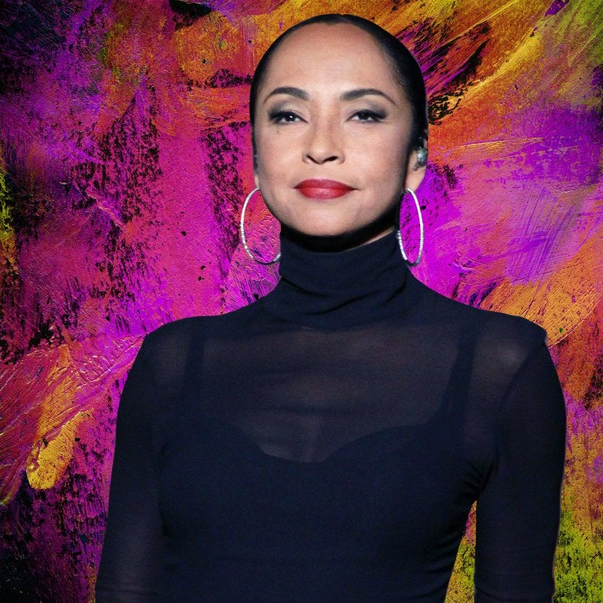 Sade Definitely Taught Black Girls How To Wear Red Lipstick