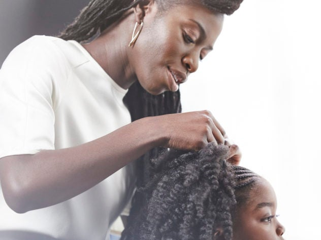 Pantene Pro-V Casts Woman With Locs In First 'Gold Series' Commercial
