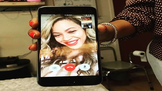 Beyonce Fulfills Graduation Wish By Facetiming Teen Fan With Cancer