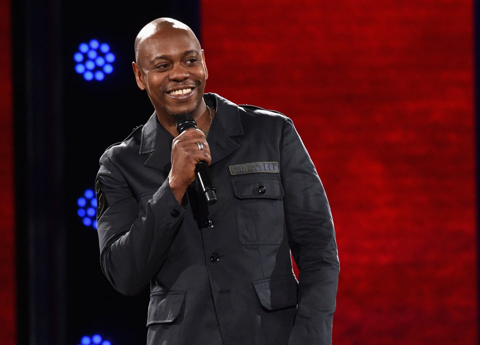 The Teaser For Dave Chappelle's New Comedy Special Includes A Fitting Trump Joke