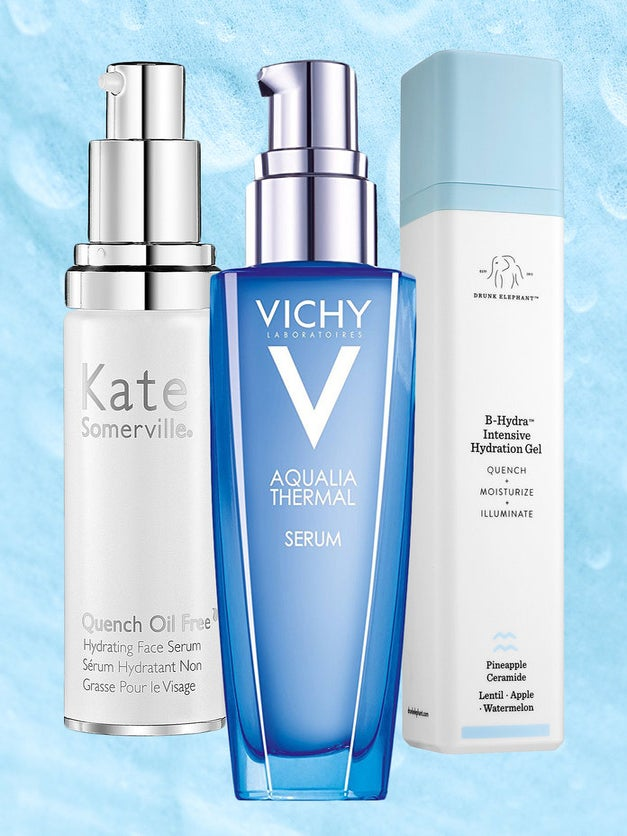These Hydrating Serums Are Like A Glass Of Water For Your Face