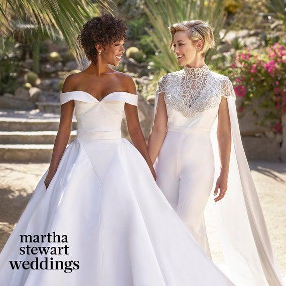 Get the Look: Snag 'Orange is the New Black' Star Samira Wiley's Breathtaking Wedding Look for Under $1K
