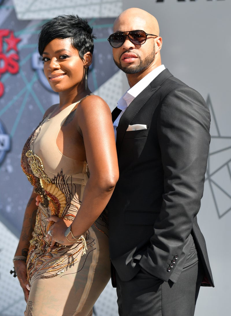 Cute Photos Of Fantasia And Husband Kendall Taylor Essence