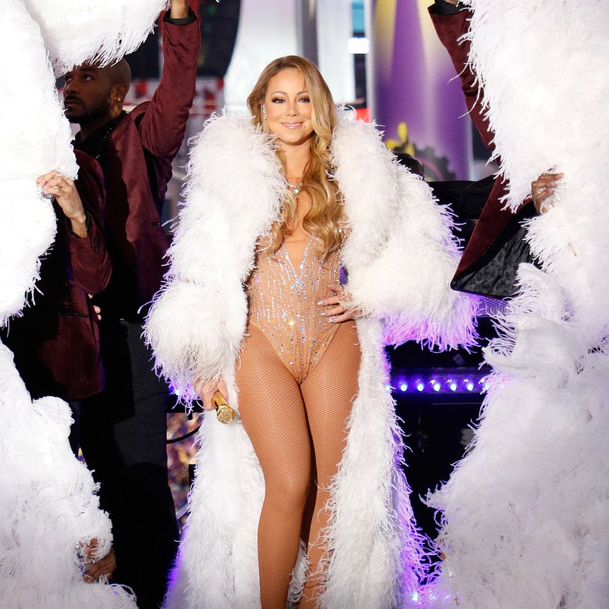20 Fabulous Photos That Prove Mariah Carey is the Ultimate Diva