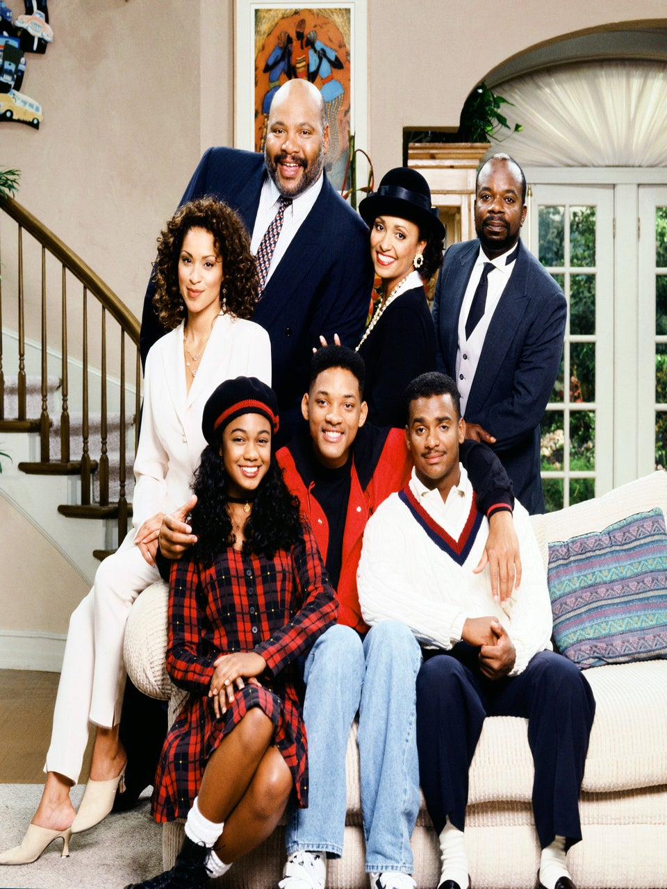 7 Times The Cast Of 'Fresh Prince Of Bel-Air' Reunited
