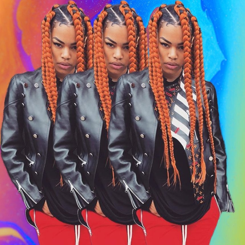 Teyana Taylor's Best 2017 Hairstyles So Far