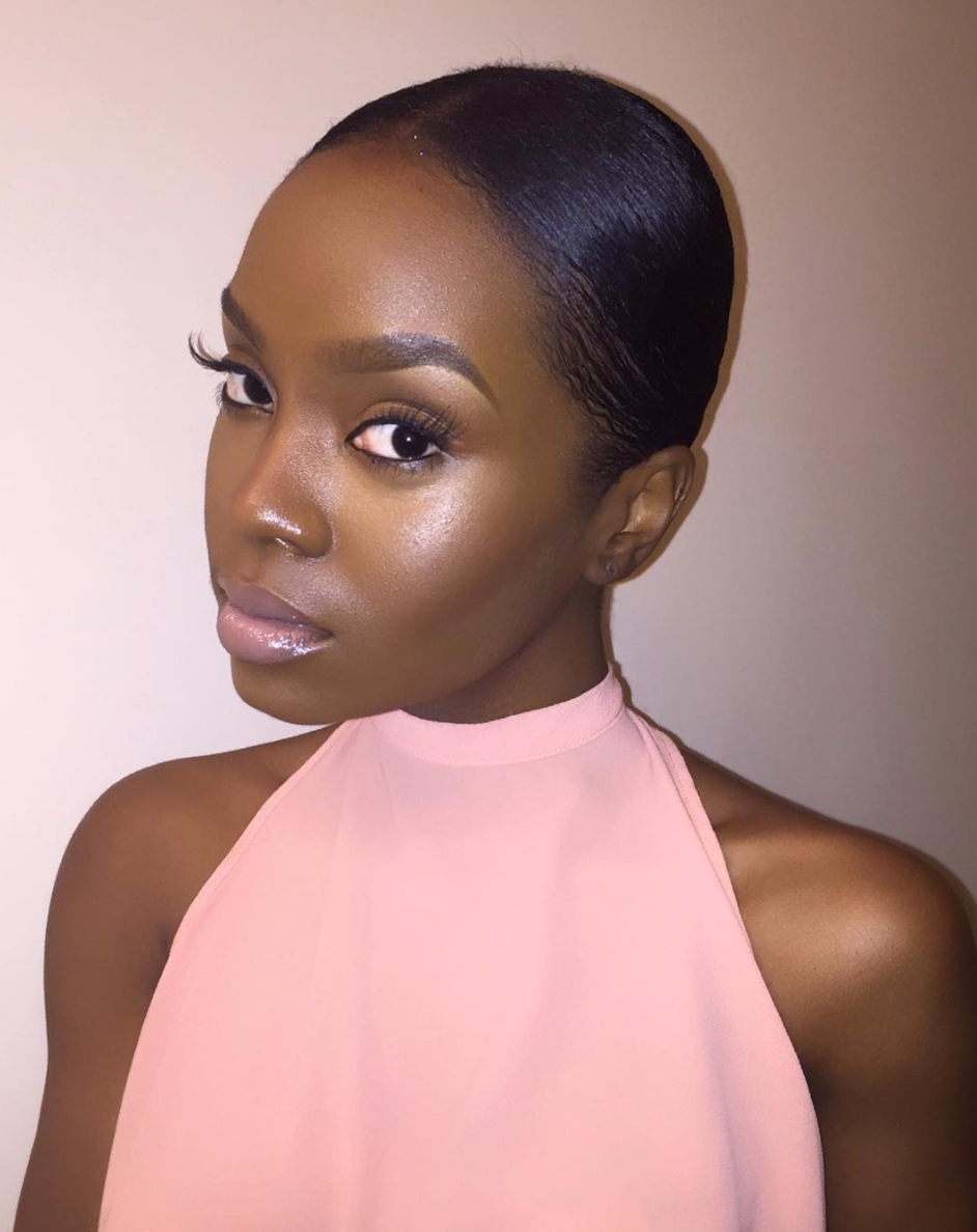 Dark Skin Makeup Looks