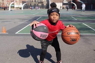 Brooklyn Dribbling Phenom, 7, Gets Surprise Visit From Harlem Globetrotters