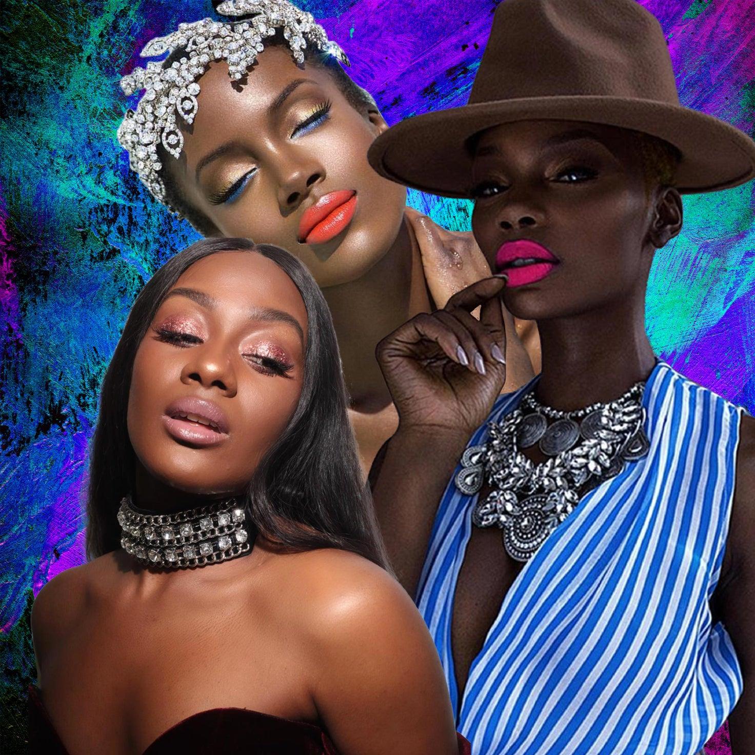 19 Marvelous Makeup Looks On Dark Skin