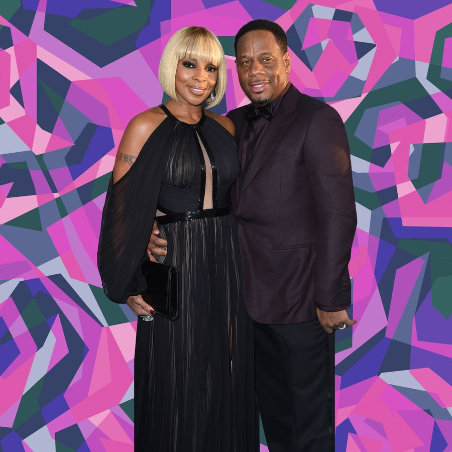 Mary J. Blige On Her Ex-Husband: 'He Was My Everything – You Can't Make A Person Your Everything'