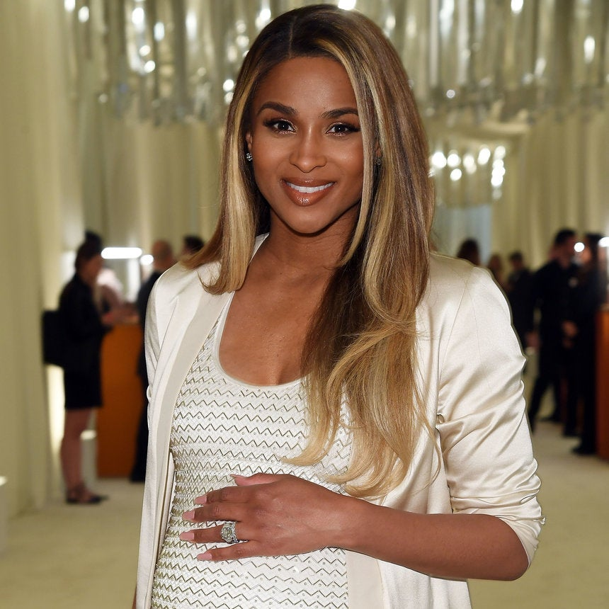 Drop It Low!Ciara's Latest Photo Shoot Has Fans Wondering When Baby Wilson Is Due