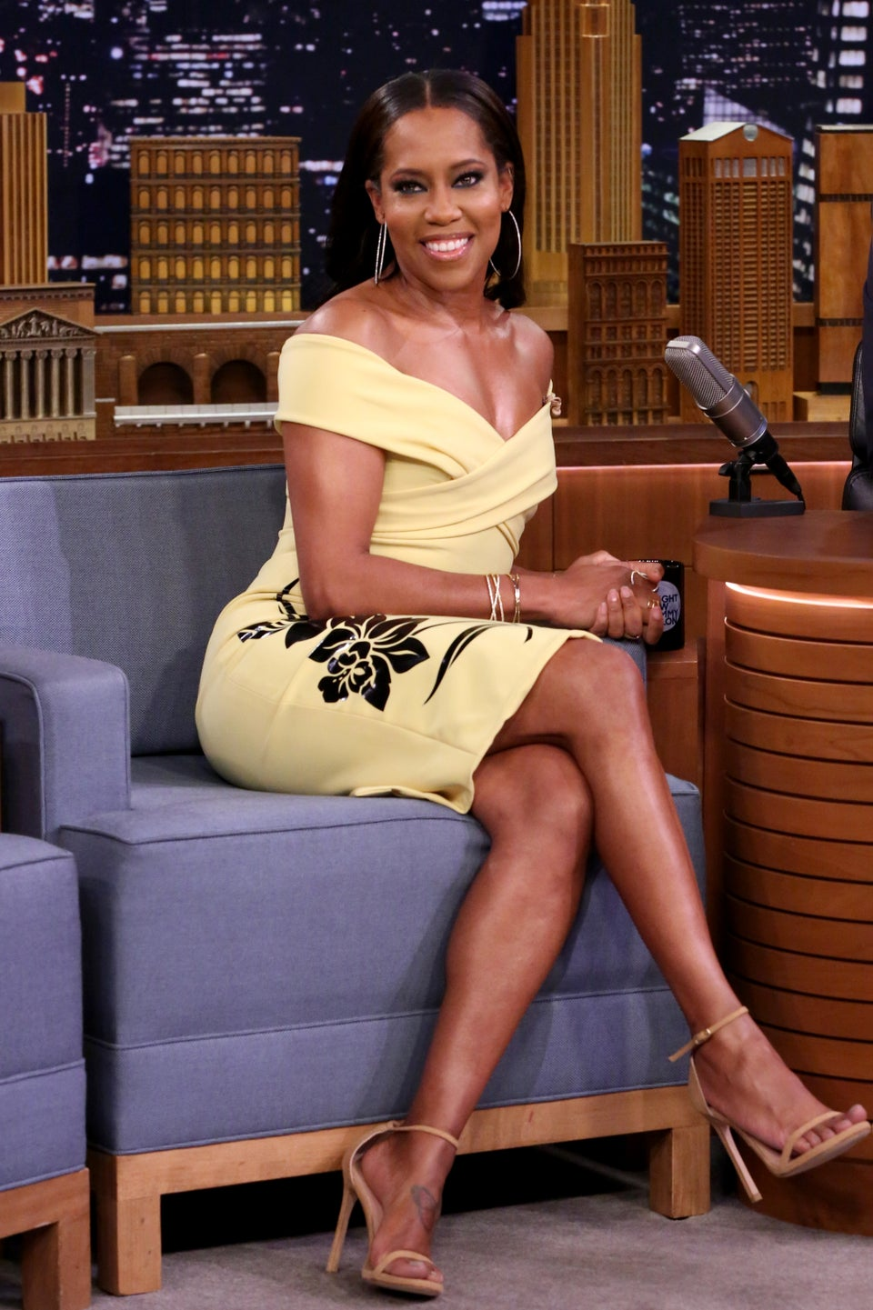 Regina King Fell Asleep At A Party Hosted By Prince