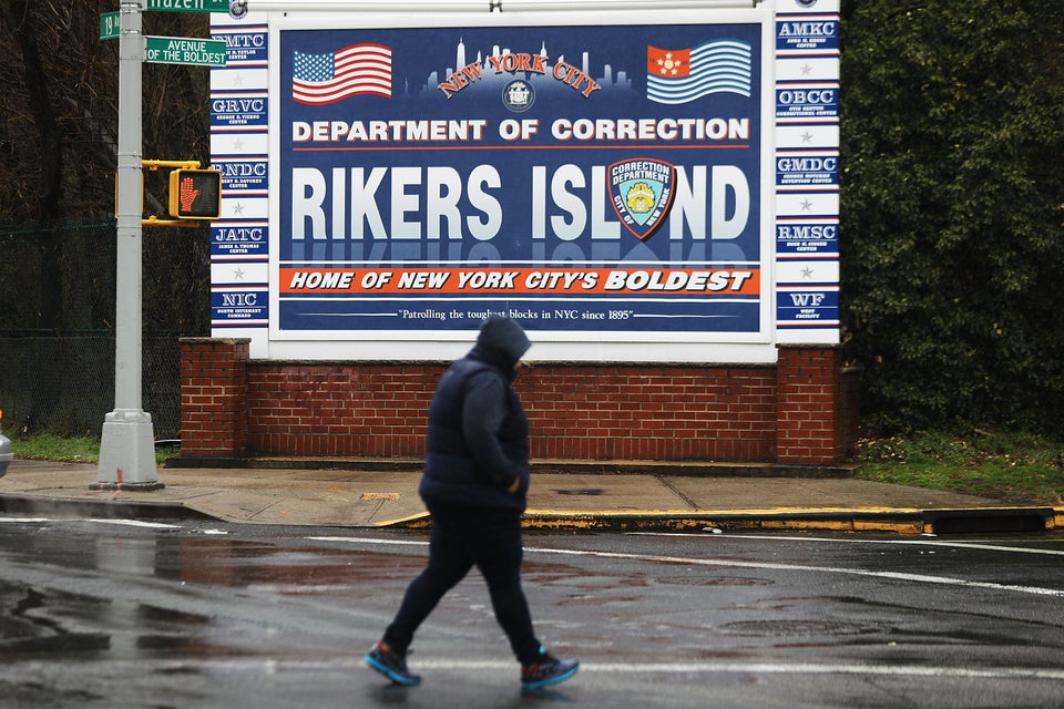 NYC Mayor WantsTo Close Rikers Island. But It'll Take Some Time
