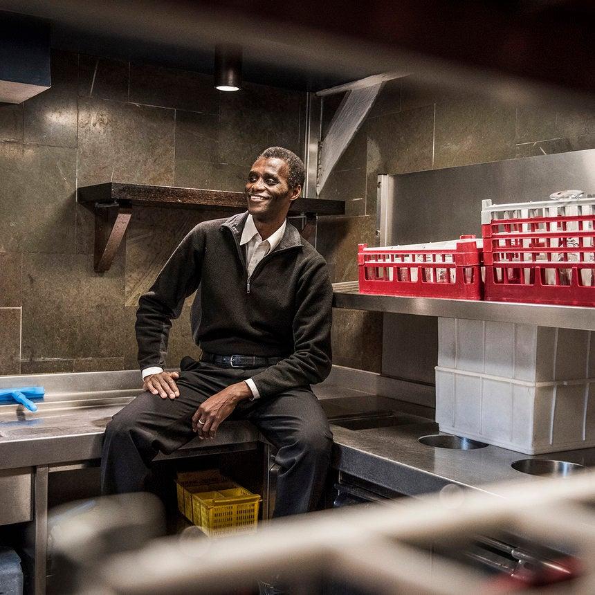 A Dishwasher Just Became Co-Owner at Copenhagen's Famed Restaurant Noma