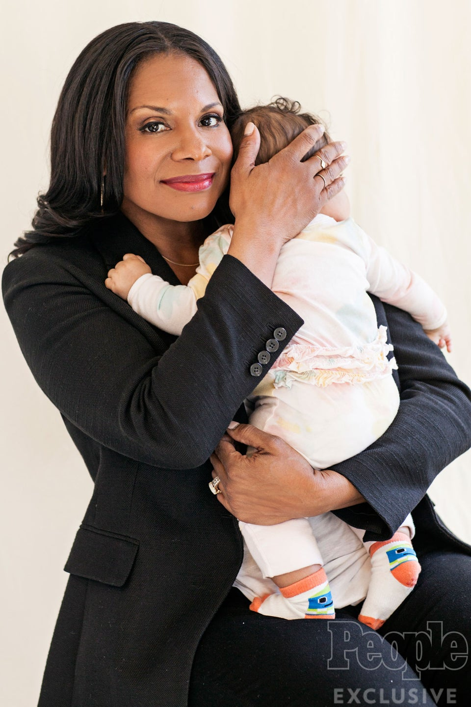 Meet My Baby Girl! Beauty and the Beast's Audra McDonald Opens Up About Becoming a Mom Again at 46