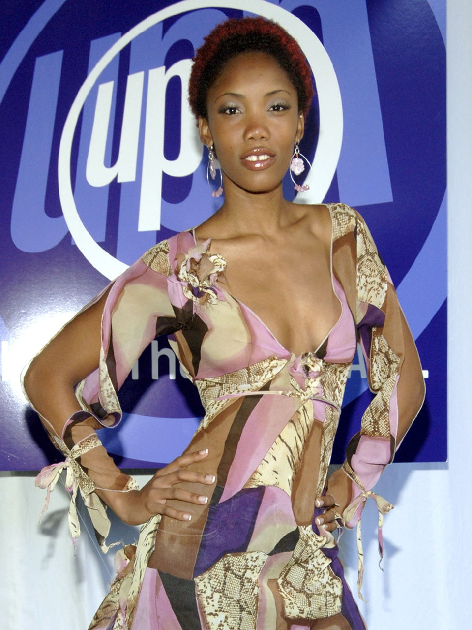 Former America's Next Top Model Contestant Brandy Rusher Injured in Texas Shooting