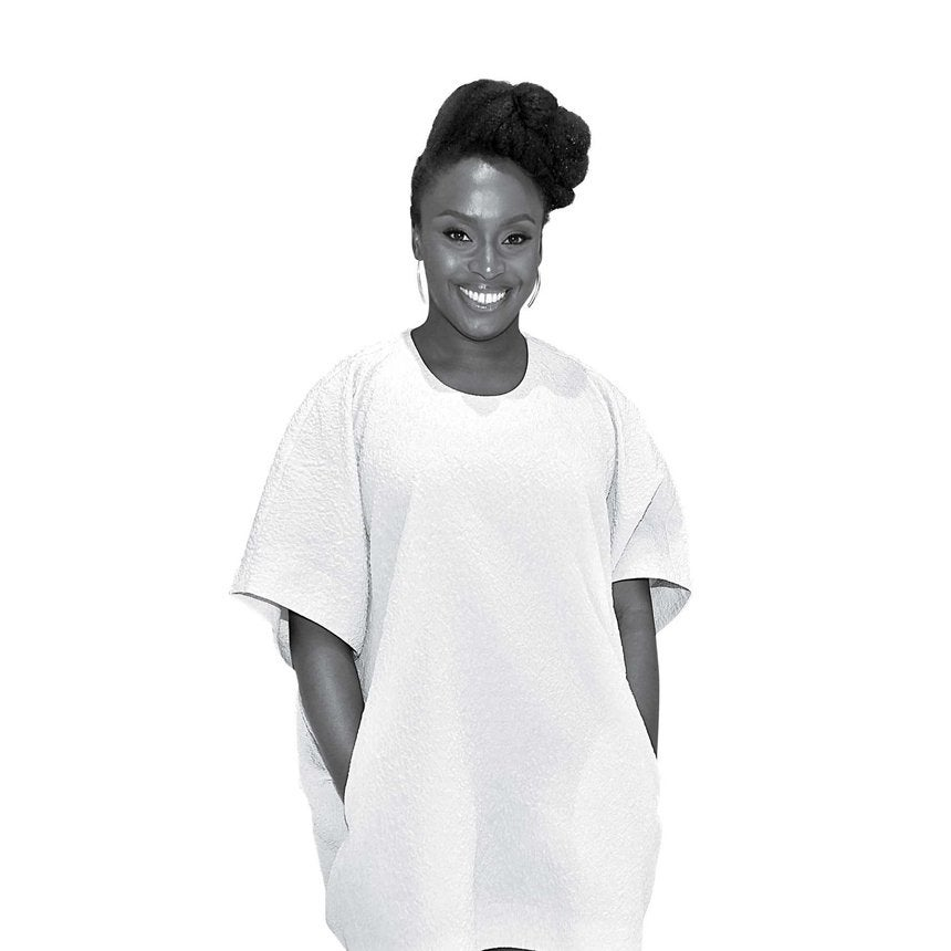 10 Questions With Chimamanda Ngozi Adichie