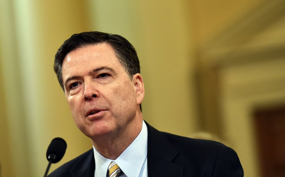 FBI Director James Comey Says There's 'No Evidence' Obama Wiretapped Donald Trump