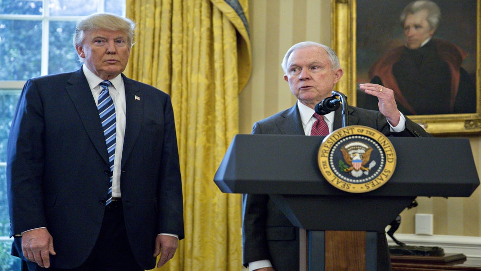 Jeff Sessions Spoke With Russian Ambassador Twice During Trump's Campaign