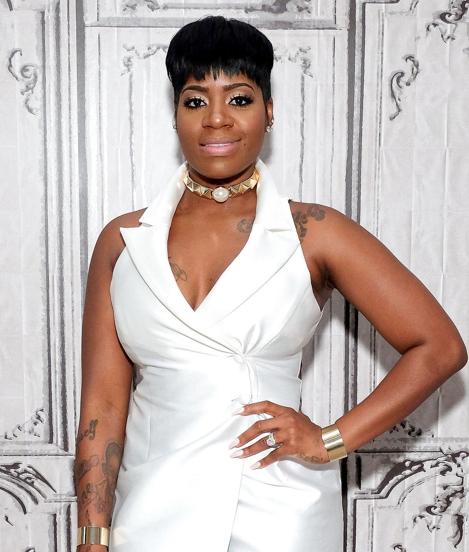 Fantasia 'Resting Comfortably' After Suffering Second-Degree Burns on Her Arm