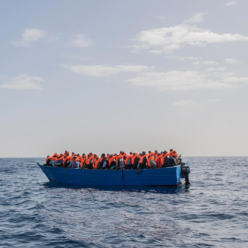 More Than 250 African Migrants Are Feared Drowned In The Mediterranean