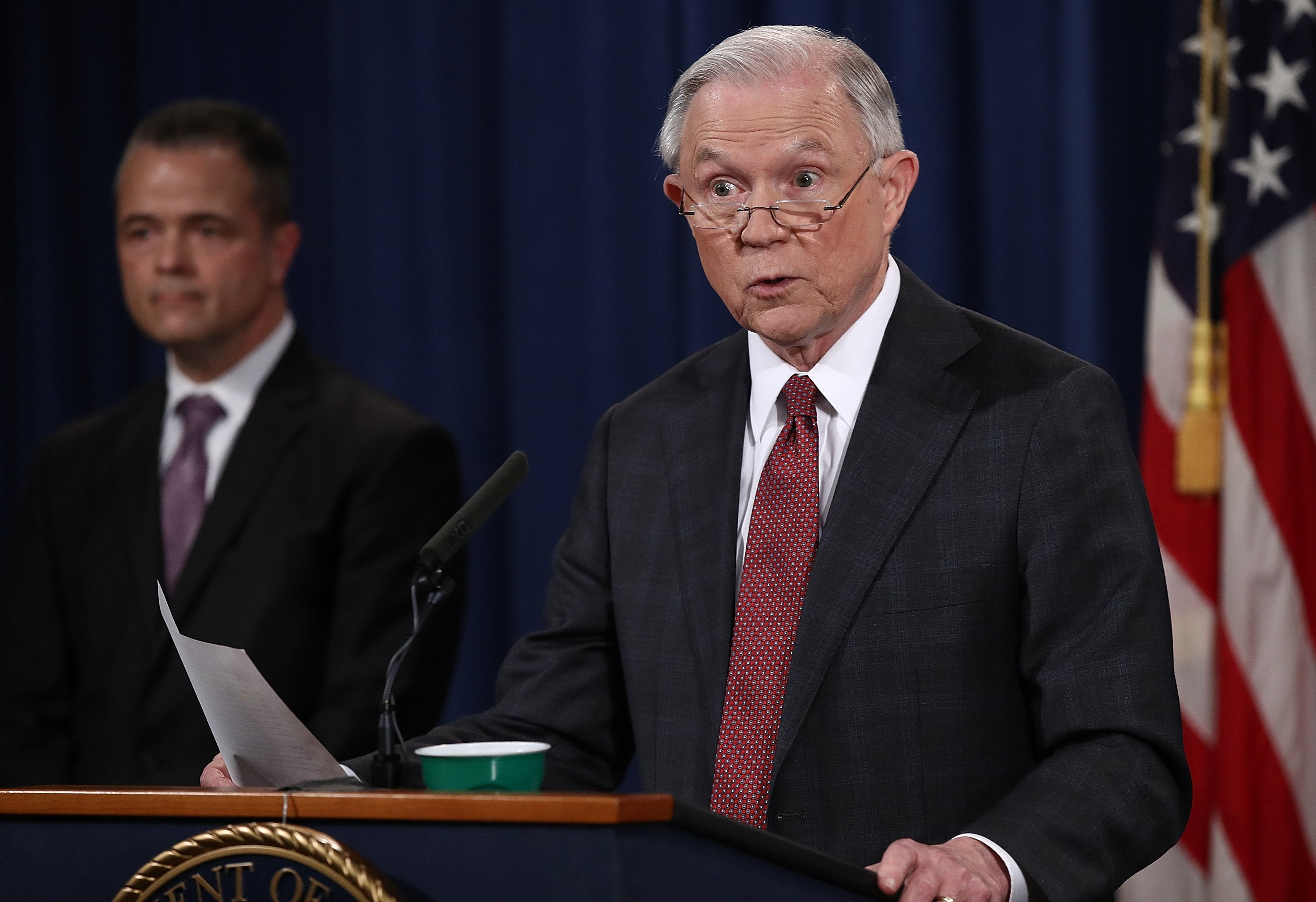 Jeff Sessions Is Looking Into Reversing Obama Agreements To Hold Police Accountable