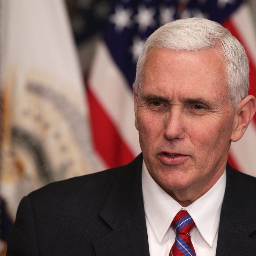 Mike Pence Used a Private Email Account to Conduct State Business, Report Says