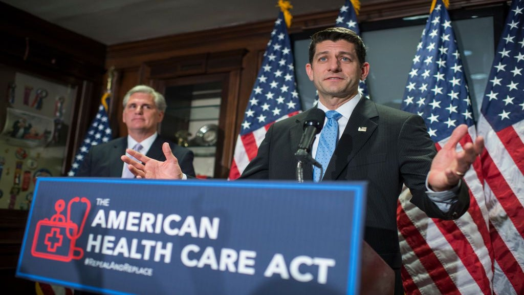 Republicans Push Obamacare Repeal Forward As Industry Groups Voice Opposition