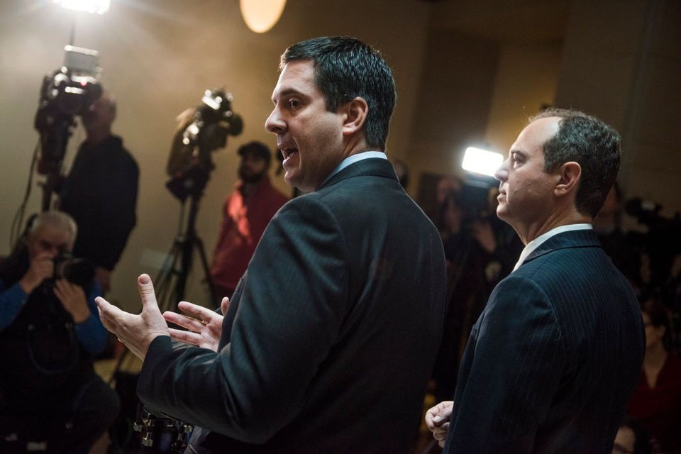 The House Intelligence Chief Says There Is No Evidence Of A Trump Tower Wiretap