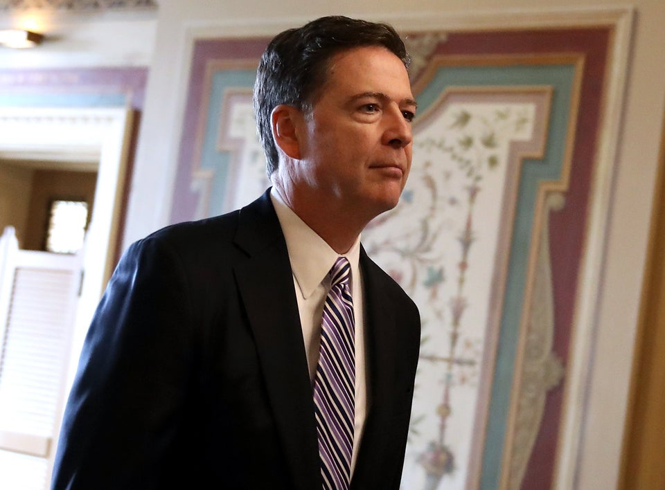 FBI Director James Comey To Testify At Public Inquiry Into Russian Interference