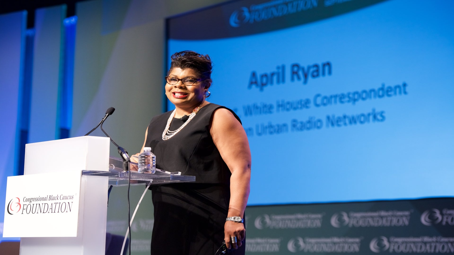 April Ryan Responds To Sean Spicer Saying That Trump Administration Continues To Show Their Disrespect To Press