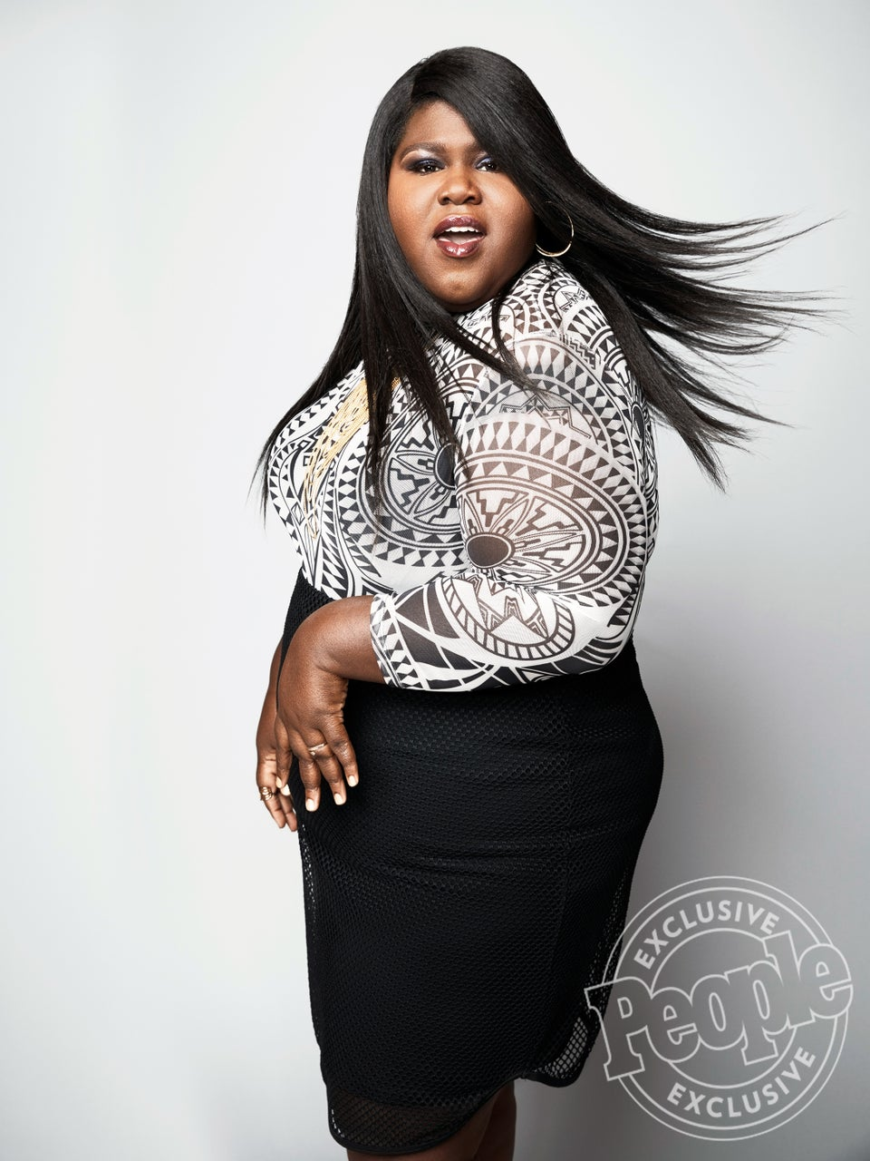 Gabourey Sidibe On Weight and Hollywood: 'In Most Of My Roles, Somebody Has To Make Mention Of It'