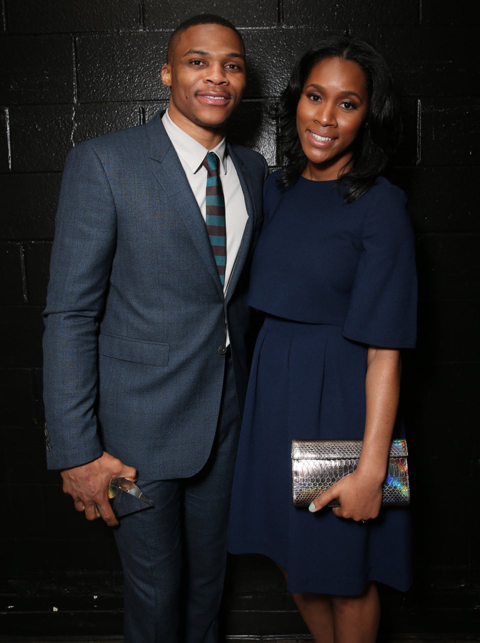 NBA Star Russell Westbrook And Wife Nina Welcome Son Noah