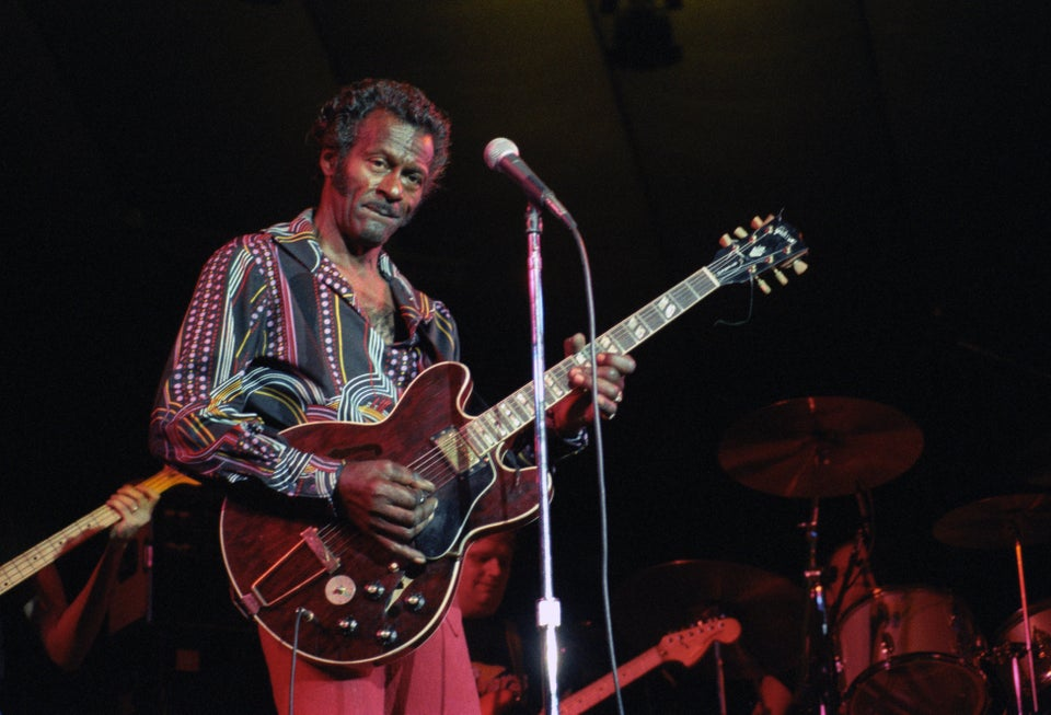 Legendary Musician Chuck Berry Has Died at 90