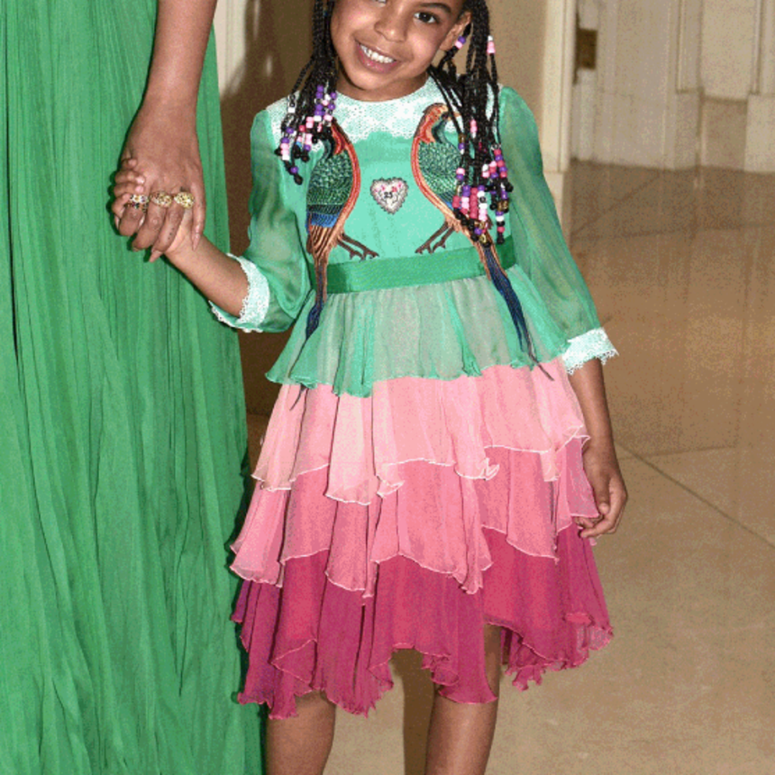 We Found It: Blue Ivy's $2,100 Gucci Dress – Plus Three Similar (and Cheaper)Options