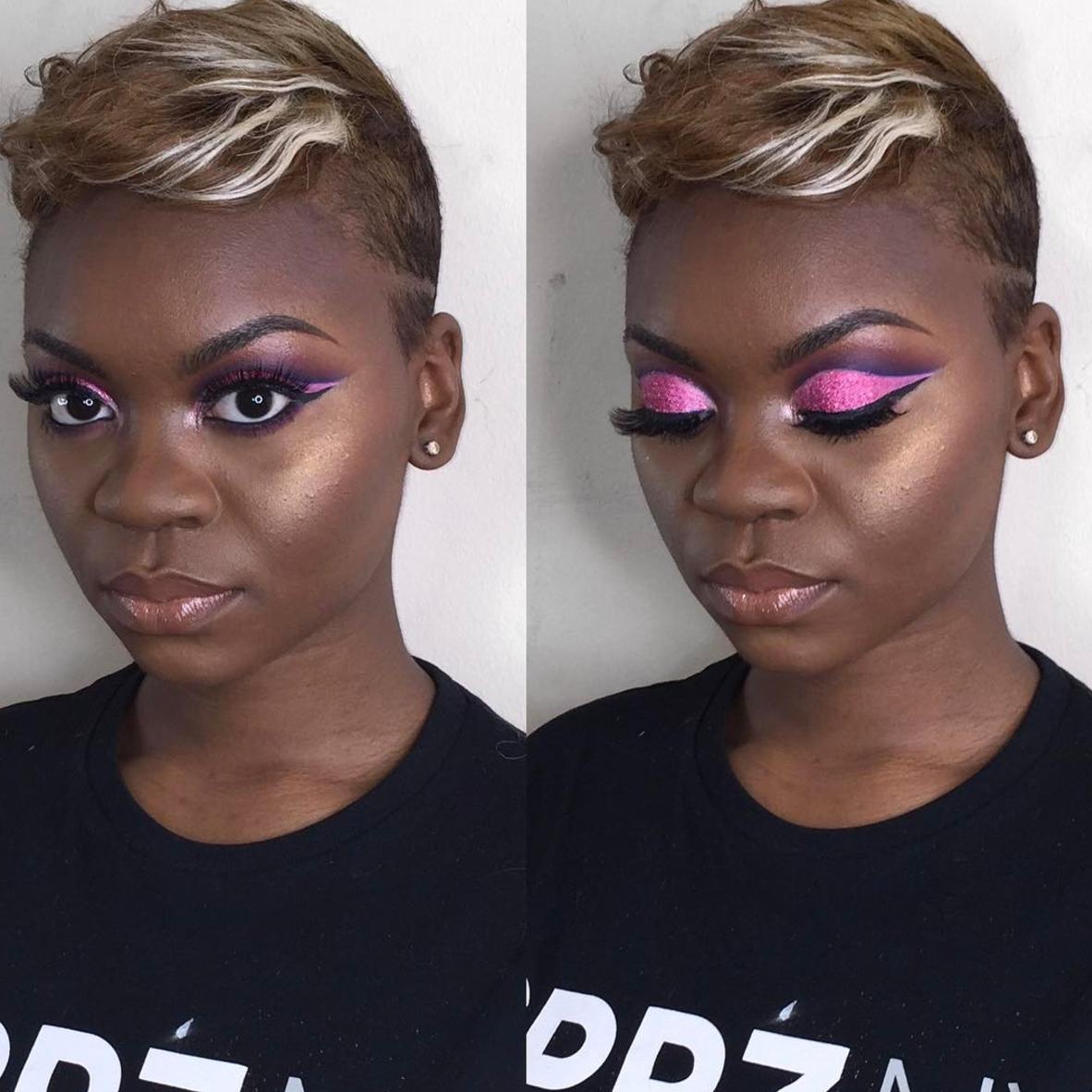 Dark Skin Makeup Looks Essence
