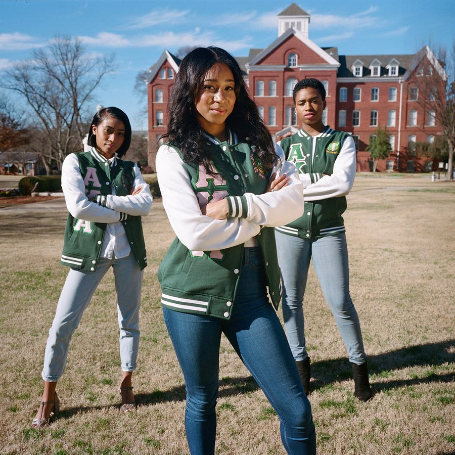Vogue Pays Homage To The Beauty And Grace Of The First Black Sorority, Alpha Kappa Alpha