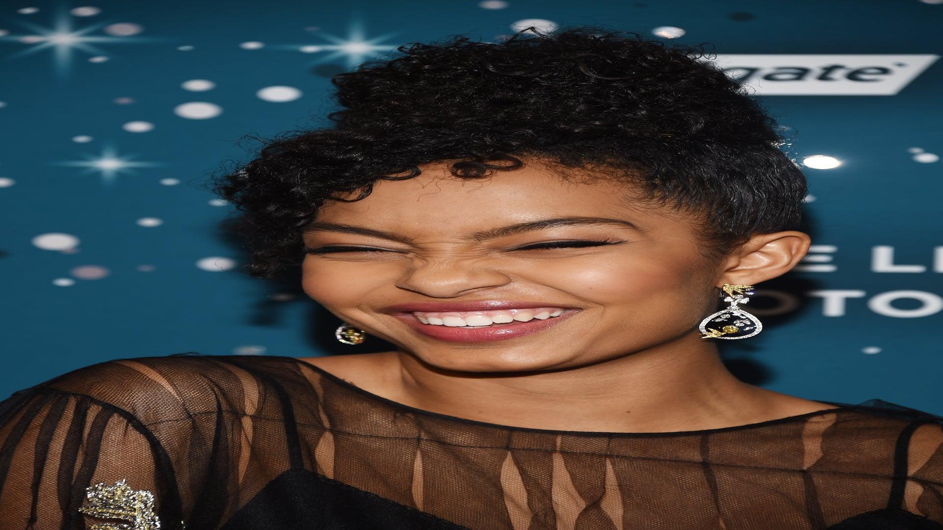 'Black-ish' Star Yara Shahidi Recalls Michelle Obama's Letter Of Recommendation