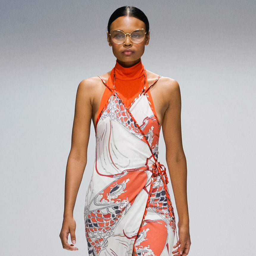 This Young Designer Stole the Show at South African Fashion Week