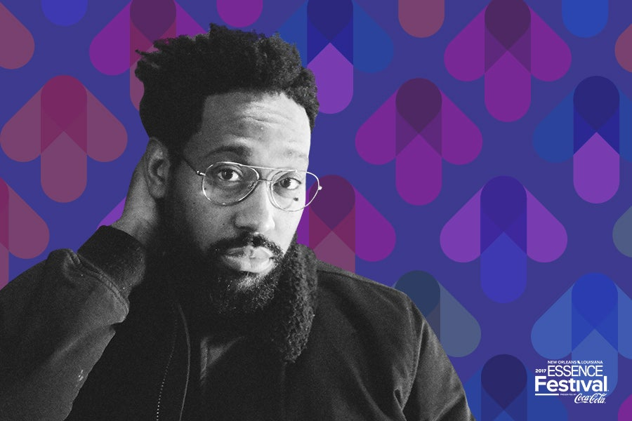 Here's How You Can Win A Chance For ESSENCE Fest Performer PJ Morton To Sing At Your Wedding