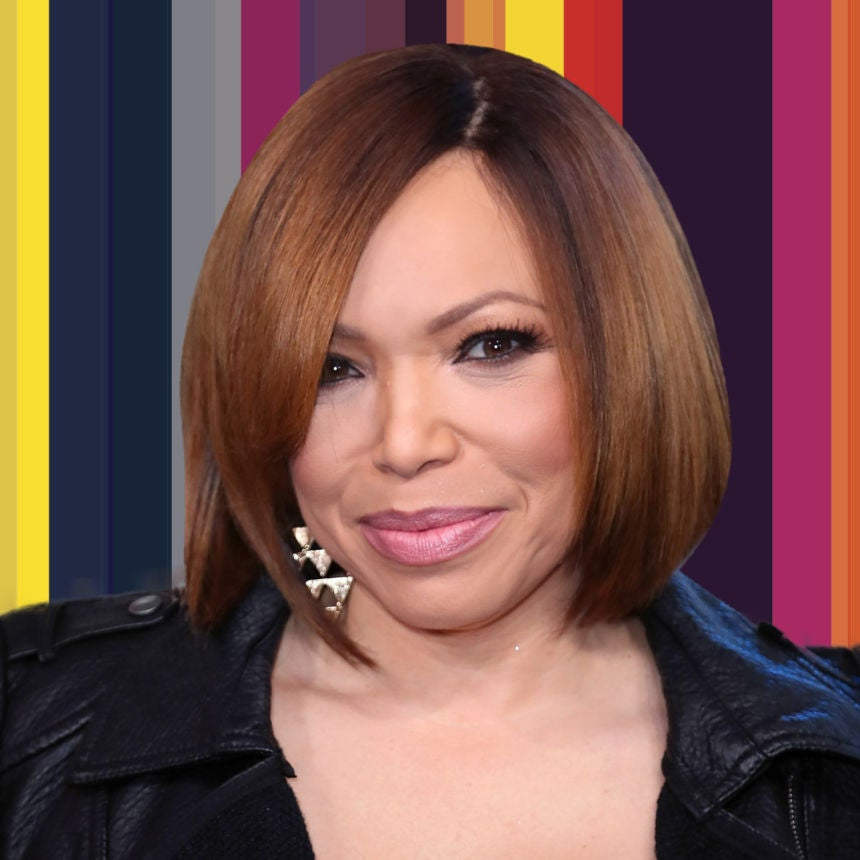 Elegant Tisha Campbell Martinu0027s New Do Is Unlike Anything Youu0027ve Seen On Her Before
