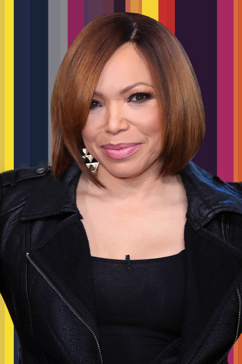 Tisha Campbell-Martin's New Do Is Unlike Anything You've Seen On Her Before