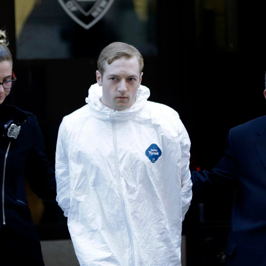 A Man Arrested In AFatal Stabbing Came To New York Specifically To Kill Black Men, Police Say