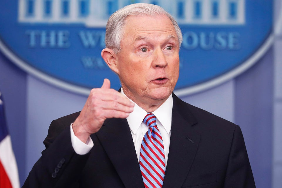 Justice Department Seeks To Hold Back Grants to Sanctuary Cities