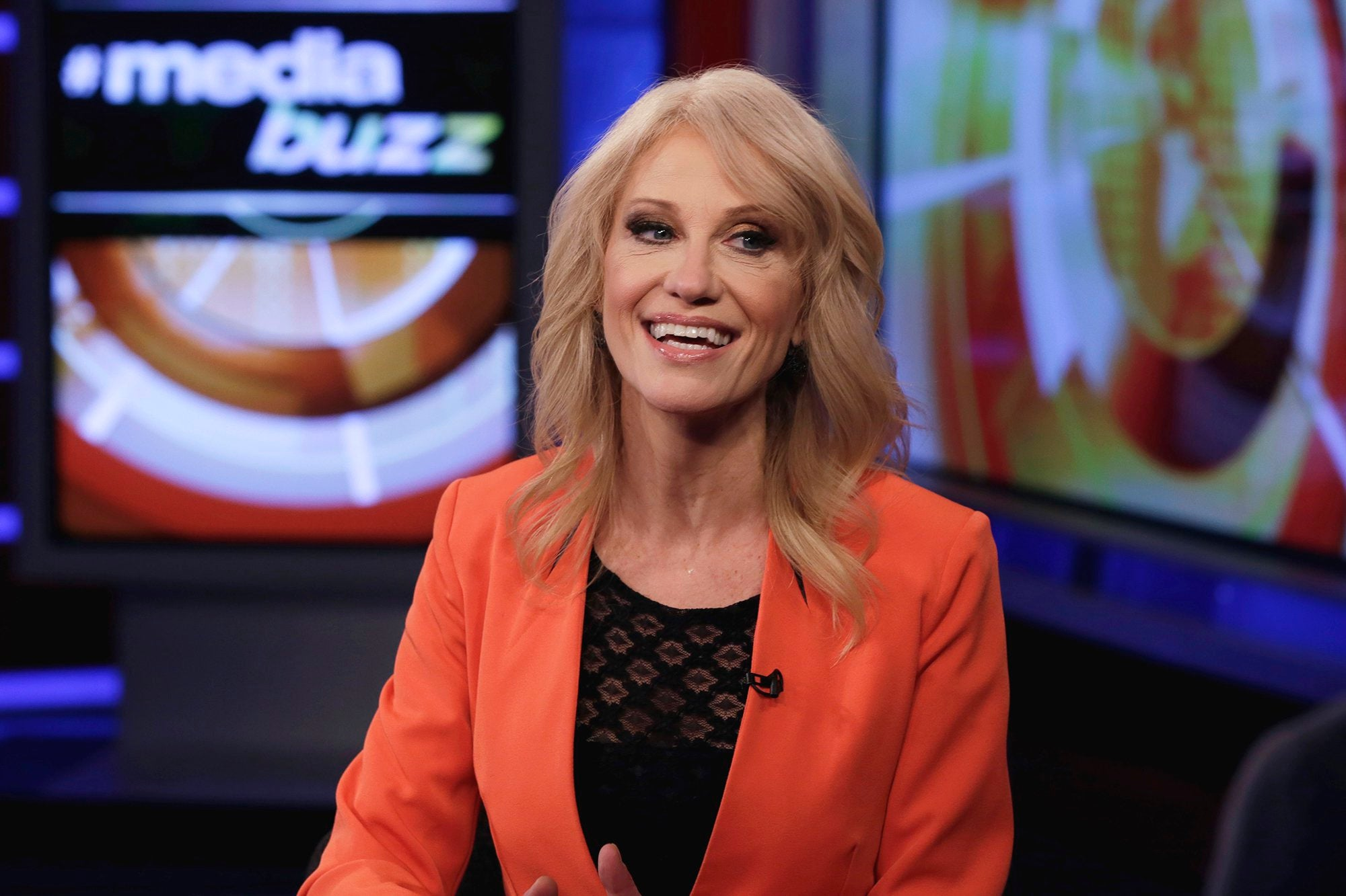 Kellyanne Conway Says 'I Don't Have Any Evidence' of Trump's Wiretap Claim