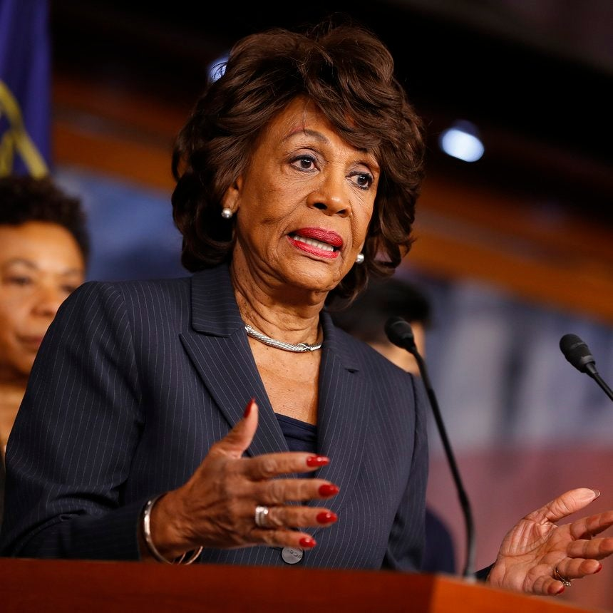 Bill O'Reilly Apologizes For Saying Rep. Maxine Waters' Hair Looked Like A 'James Brown Wig'