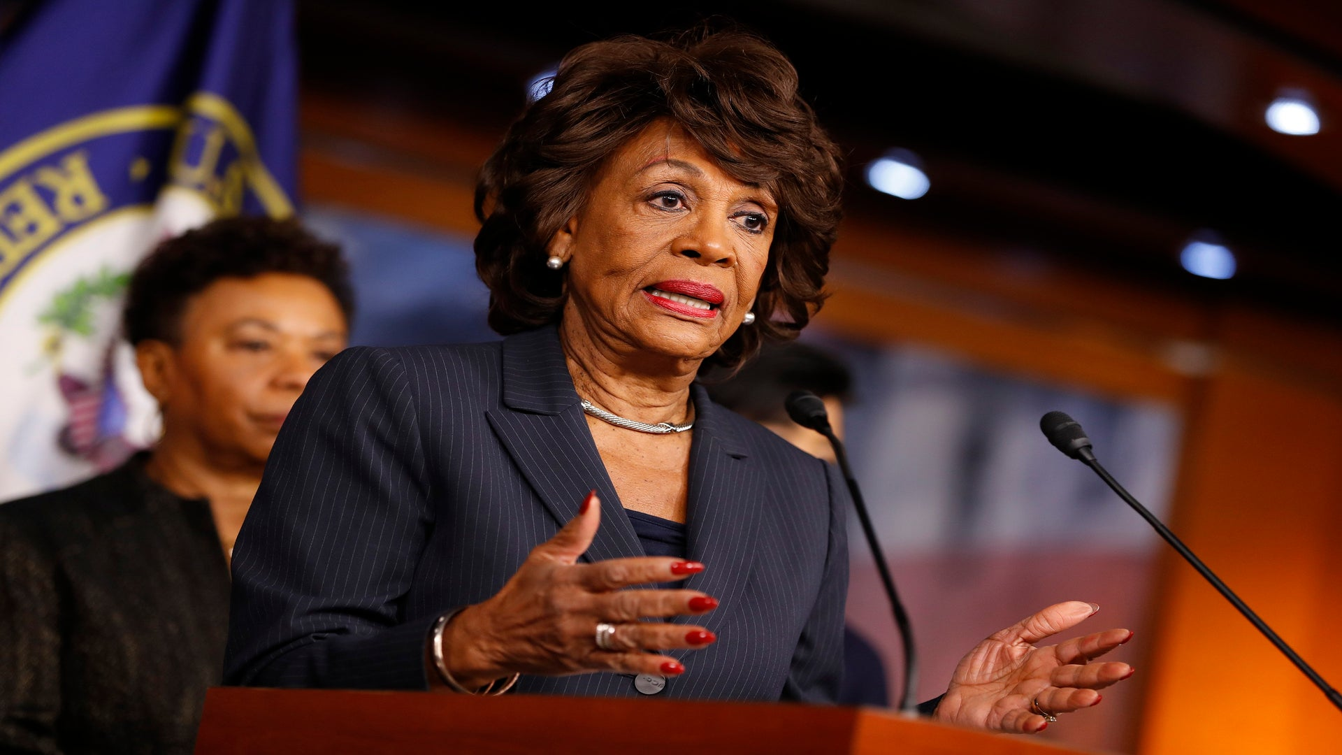 Maxine Waters On Trump: 'I will fight every day until he is impeached'
