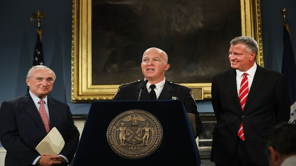 NYPD Says President Trump's Budget Cuts Leave New York Vulnerable to Terror