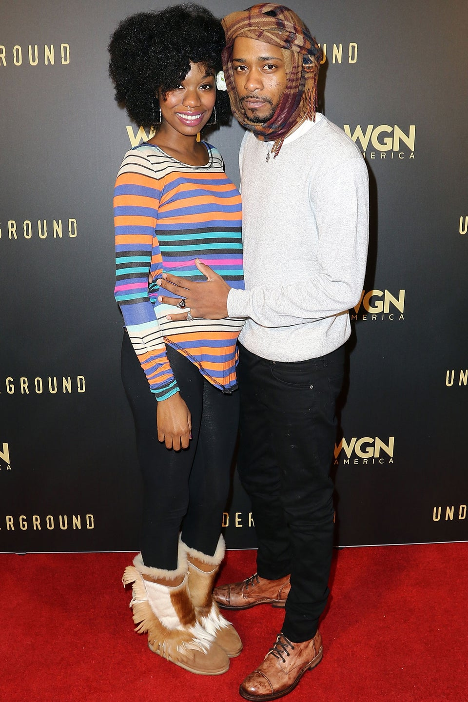Lakeith Stanfield and Xosha Roquemore Expecting First Child