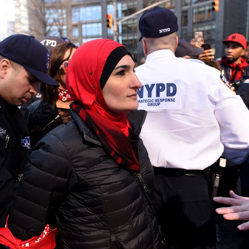 Women's March Organizers Arrested at 'Day Without a Woman' Protest Outside Trump Hotel